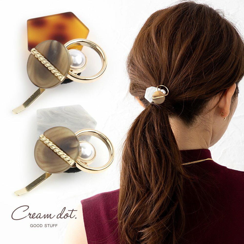 日本CREAM DOT  /  可愛幾何髮叉 髮簪  /  a03657  /  日本必買 日本樂天直送(1298) 0