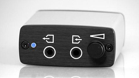 志達電子 STEPDANCE 展示機出清 德國 CORDA 隨身型耳機擴大機 (公司貨)