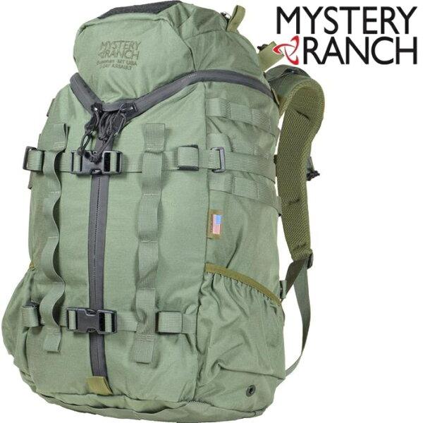MysteryRanch神秘農場軍規背包突擊背包生存戰術包3DayAssaultCL30L61160綠色美國製