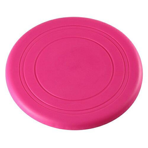 【淘氣寶寶】Scrunch 矽膠飛盤-粉紅色