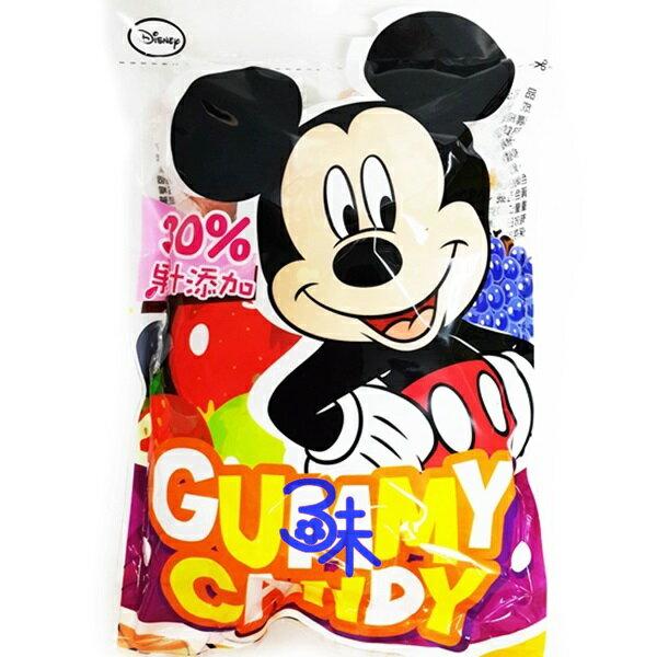 ^( ^) DISNEY 迪士尼 米奇綜合水果QQ糖 1包 250 公克^(約 50小包^