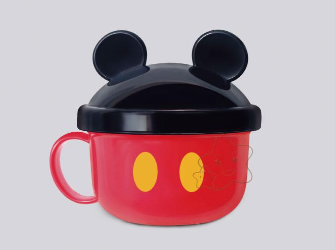 【大成婦嬰】日本超人氣 Disney 米奇零食收納杯系列 (1入) 隨機出貨 0