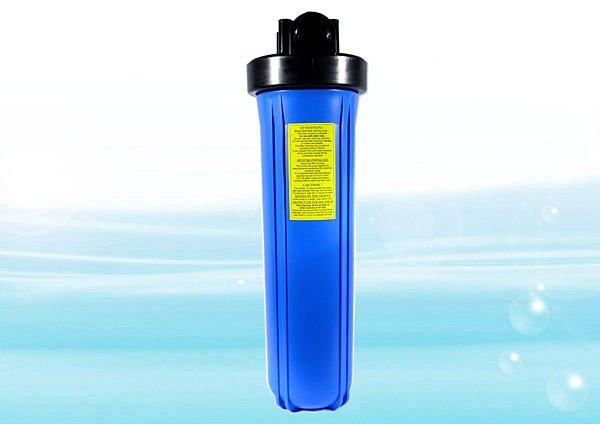 BIG BLUE 大胖濾殼 (藍色20吋)1英吋進出口
