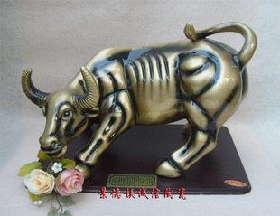 景德鎮瓷器工藝品 十二生肖水牛 藝術陶瓷 擺設裝飾 餽贈送禮