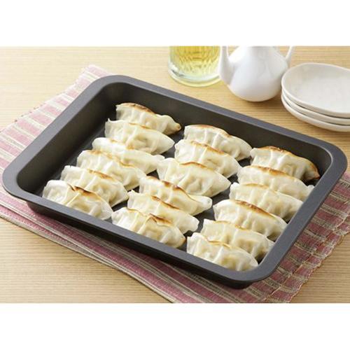 日本製下村企販不沾鍋材質烤盤焗烤燉菜烤魚燒烤廚房用品*夏日微風*