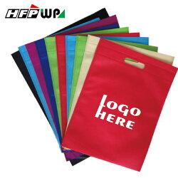 【客製化100個含1色印刷 】28.1元/個環保袋 不織布小尺寸便利袋28x38cm S1-44014A-100
