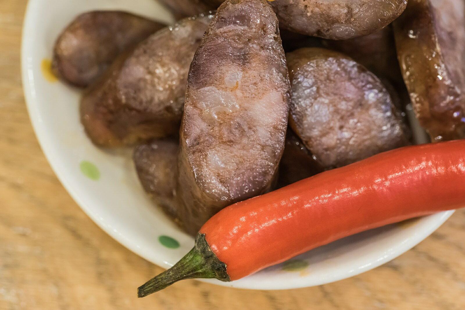 <br/><br/> 27號辣味香腸 烤肉首選 伴手禮-每台斤2包(約600克) ± 5%<br/><br/>