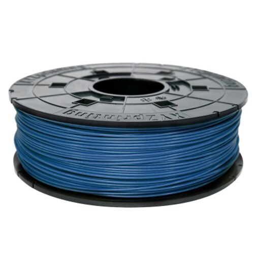 XYZprinting ABS塑料3D列印耗材補充包600g - 蔚藍色【愛買】