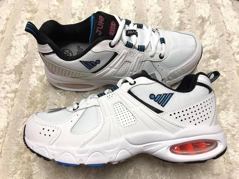 【Jolove】JUMP將門男鞋/輕量氣墊運動鞋903