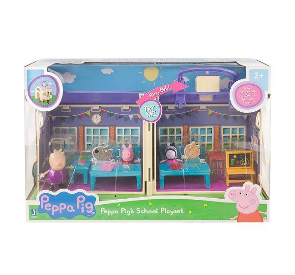 《PeppaPig》粉紅豬小妹-豪華教室組