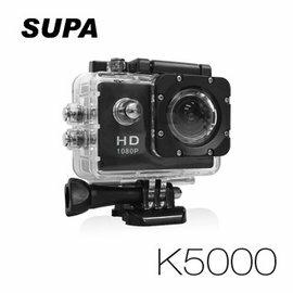 弘瀚--速霸 K5000 Full HD 1080P 極限運動防水型 行車記錄器(送16G TF卡)