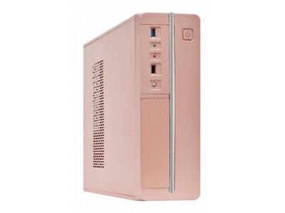 YAMA小王子USB3.0電腦小機殼-玫瑰金PC機殼電競機殼【迪特軍】
