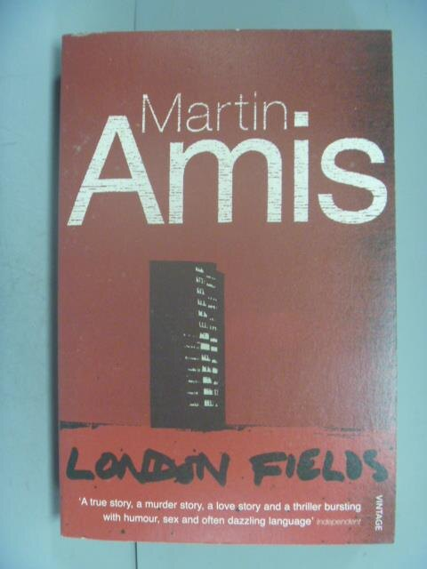 ~書寶 書T1/原文小說_LGE~London Fields_Martin Amis