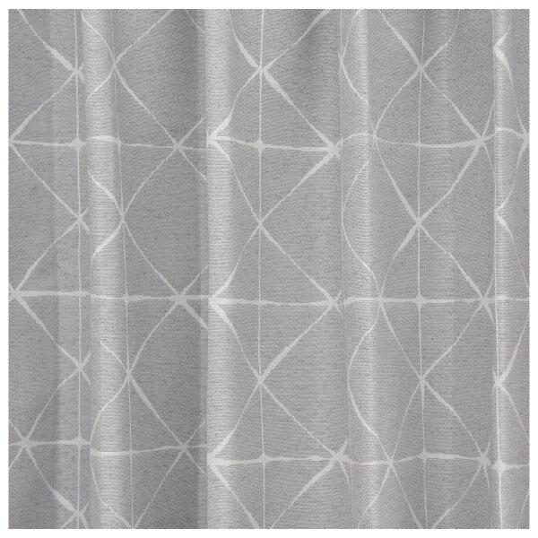 隔熱隔音窗簾 CROSS GY 100×140×1 NITORI宜得利家居 3