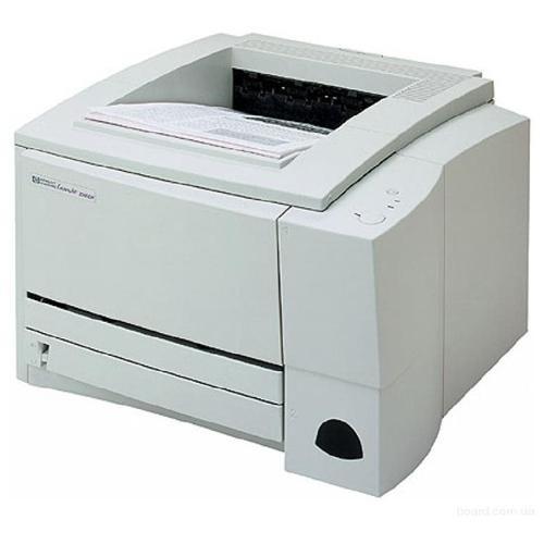HP Laserjet 2200 Monochrome Laser Printer 0