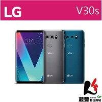 LG電子到【贈背蓋+保護貼】LG V30s ThinQ (6G/128G) 6 吋智慧型手機【葳豐數位商城】