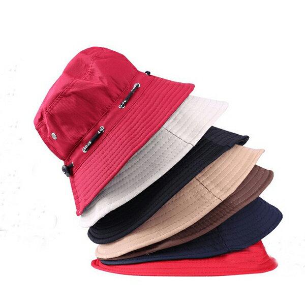 PS Mall 中老年人男女士漁夫帽盆帽【G1011】