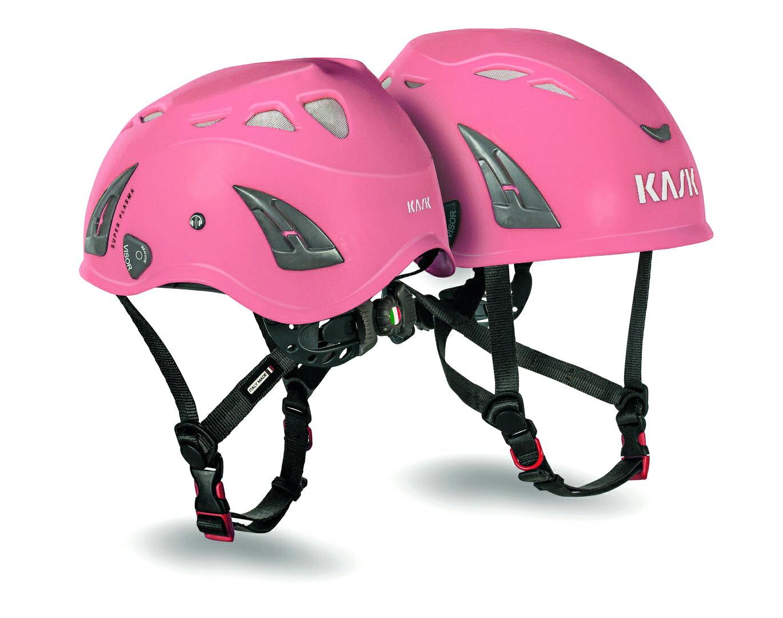 ├登山樂┤義大利 KASK Superplasme PL HI Viz 工業 攀樹頭盔 岩盔  # AHE00005 限量粉