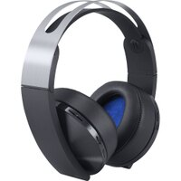Deals on Sony PlayStation Gold Wireless Headset 7.1 Surround Sound PS4