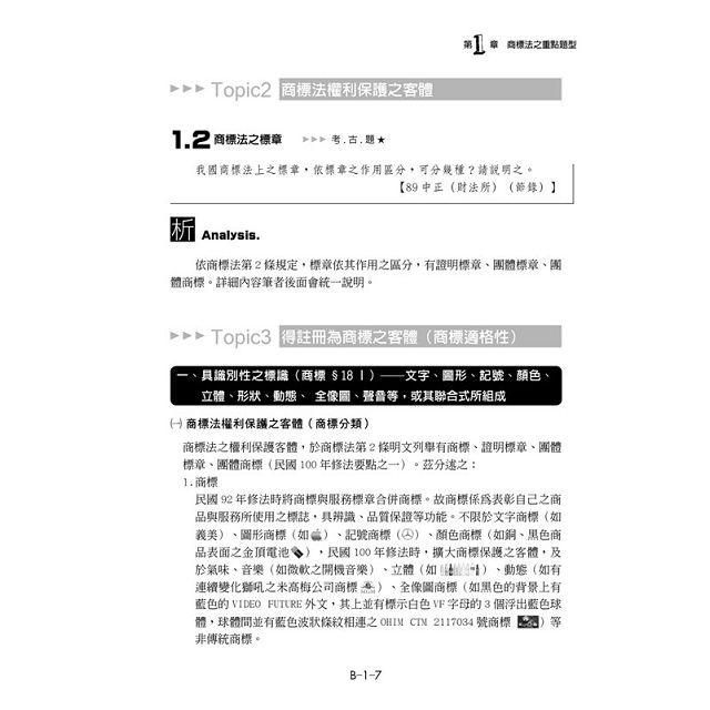 這是一本智慧財產法解題書(2版) 8
