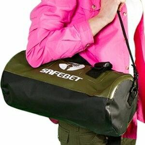 美麗大街【BF188E1】SAFEBET 戶外運動圓筒挎包 可折疊旅行防水包 手提衣物防水袋 漂流袋