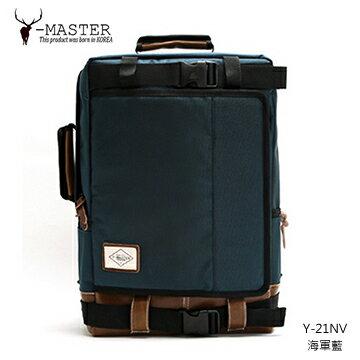 韓國Y-MASTER筆電相機後背包