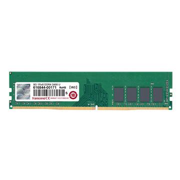 Transcend 創見 JetRam DDR4 2400 4G 桌上型記憶體 ★★★全新原廠公司貨含稅附發票★★★
