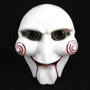=優生活=聖誕節面具 新款電鋸驚魂面具 德州電鋸殺人狂面具 萬聖節面具