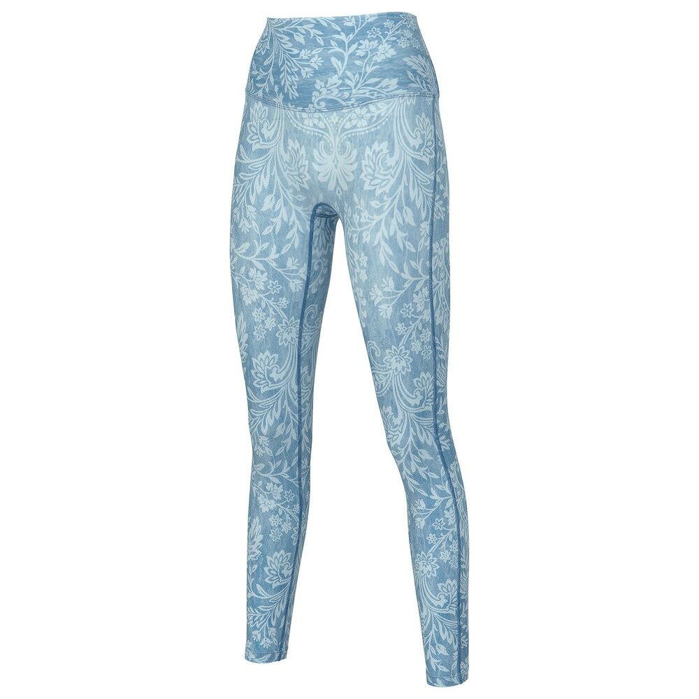 〔正韓‧Andar〕 ALAP LALA花卉設計瑜珈運動褲(03352)