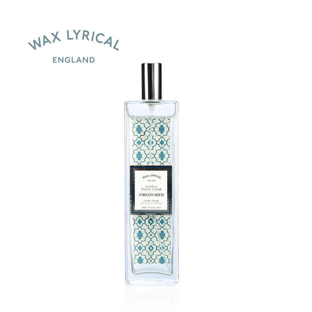 英國Wax Lyrical (FE) 100ml室內芳香噴霧-阿薩姆與雪松