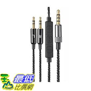 [106 美國直購] M.Way 1.2M 耳機線 Audio Cable For Sol Republic Master Tracks HD V8 V10 12 X3