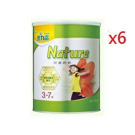 『121婦嬰用品』豐力富兒童奶粉3-7歲1500克 6罐組(附贈品)