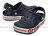 《CROCS出清69折》Shoestw【205100-410】CROCS 卡駱馳 鱷魚 輕便鞋 拖鞋 涼鞋 側LOGO 深藍白紅 童鞋款 0