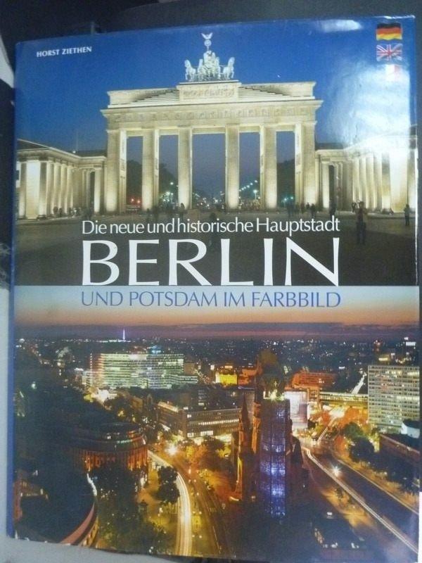 【書寶二手書T6/旅遊_ZDC】Berlin: 2000_HORST ZIETHEN