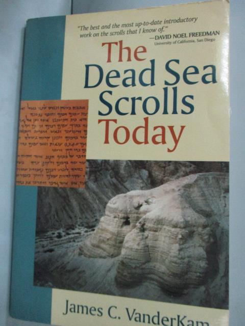 ~書寶 書T9/原文書_YGC~The Dead Sea Scrolls Today_Ja