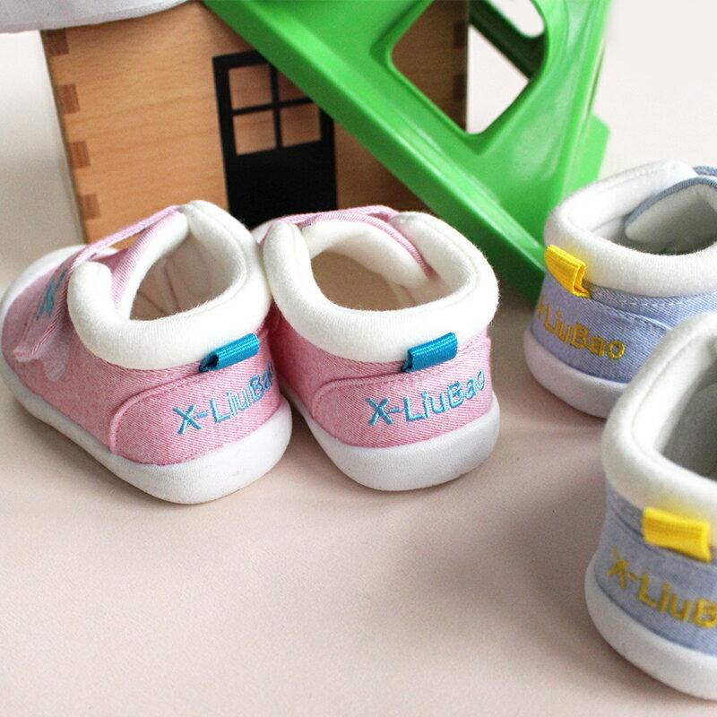 馬上出貨【FK-18205F】外銷日本可水洗素面寶寶鞋+襪子套組_Shoes Party 4
