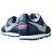 《限時特價799元》 Shoestw【63W1SO68DB】PONY 復古慢跑鞋 休閒鞋 皮革 洞洞 深藍色 女款 1