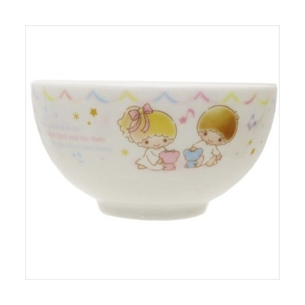 日本製雙子星陶瓷碗湯碗飯碗星空蛋糕303790