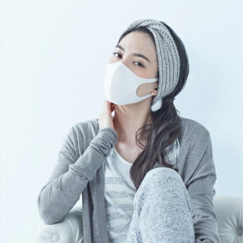 《日本製》PITTA高密合可水洗口罩 一包3入(黑 / 灰 / 白) 2