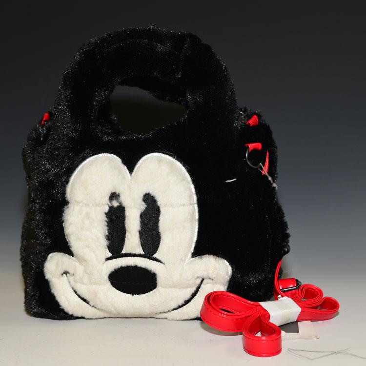 ROOTOTE 米奇 Mickey 側背包 手提包 日本帶回
