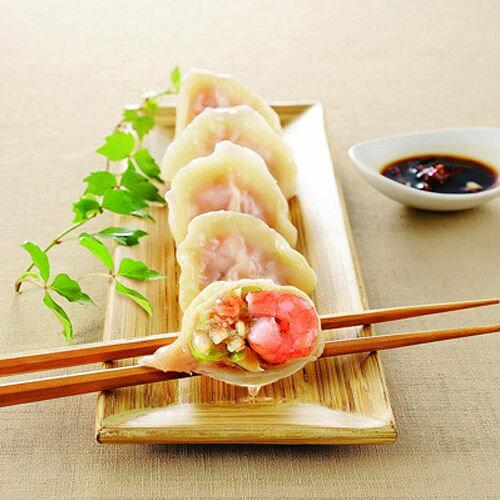 【梁幼祥】鮮蝦高麗菜水餃(30粒/包)