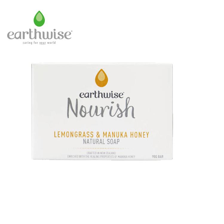 earthwise香茅蜂蜜香皂(90g)
