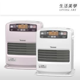 嘉頓國際DAINICHI【FW-3318KE】煤油電暖爐12坪以下5L油箱2段油量插電電暖器