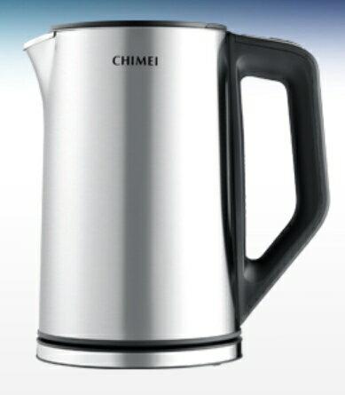 CHIMEI 奇美 1.5L 五心級溫控不鏽鋼快煮壺 KT-15MDT0 全新品附發票
