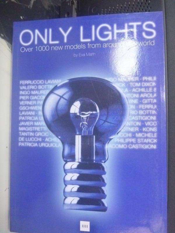 ~書寶 書T3/ _XGN~Only Lights_Eva Marin