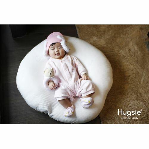★衛立兒生活館★Hugsie 孕婦舒壓側睡枕專用-寶寶安撫秀秀枕套