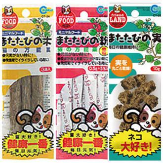 《滿千加購》日本 Marukan 貓用木天蓼系列 天蓼粉/天蓼果實/天蓼棒 (不挑款隨機出貨)