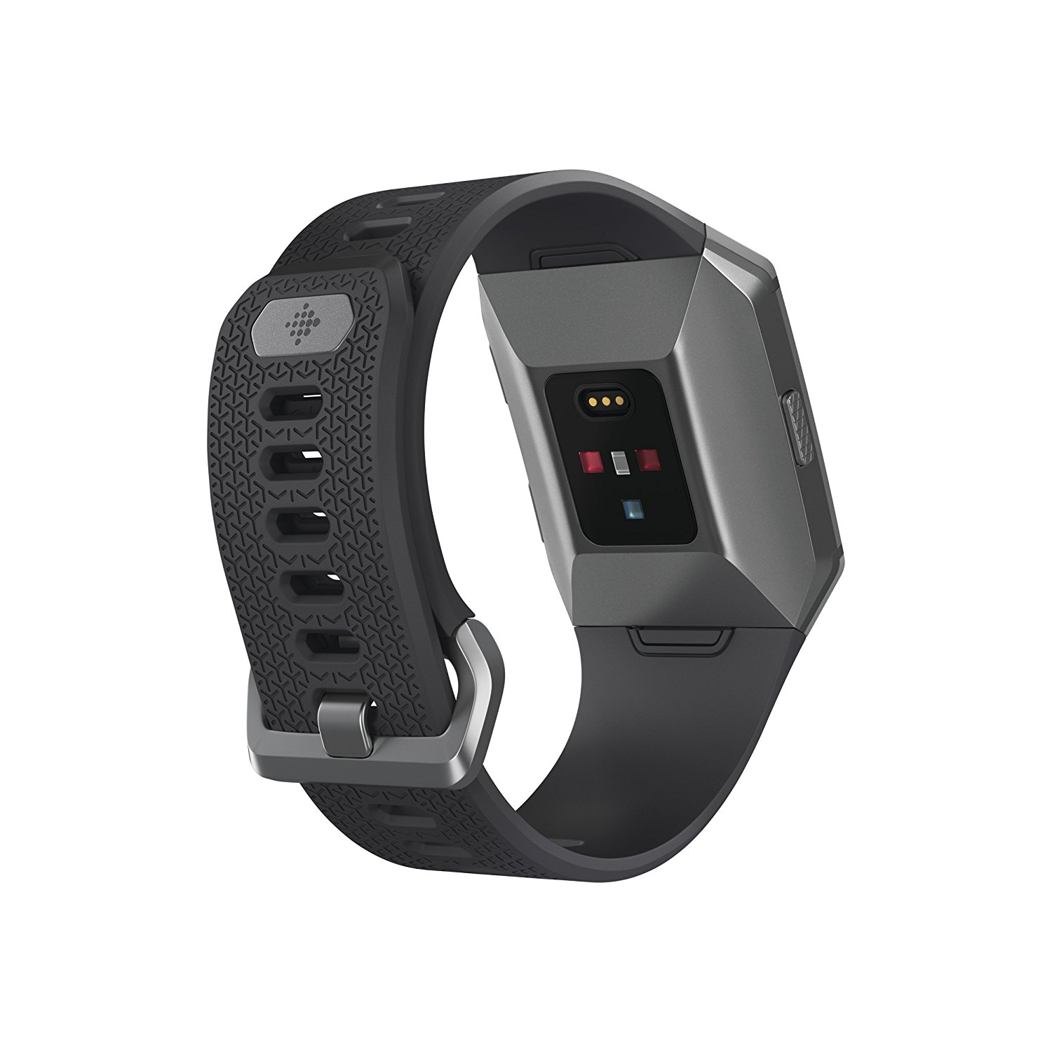 Fitbit Ionic Smartwatch Activity Tracker with Heart Rate Monitor - Charcoal/Gray 3