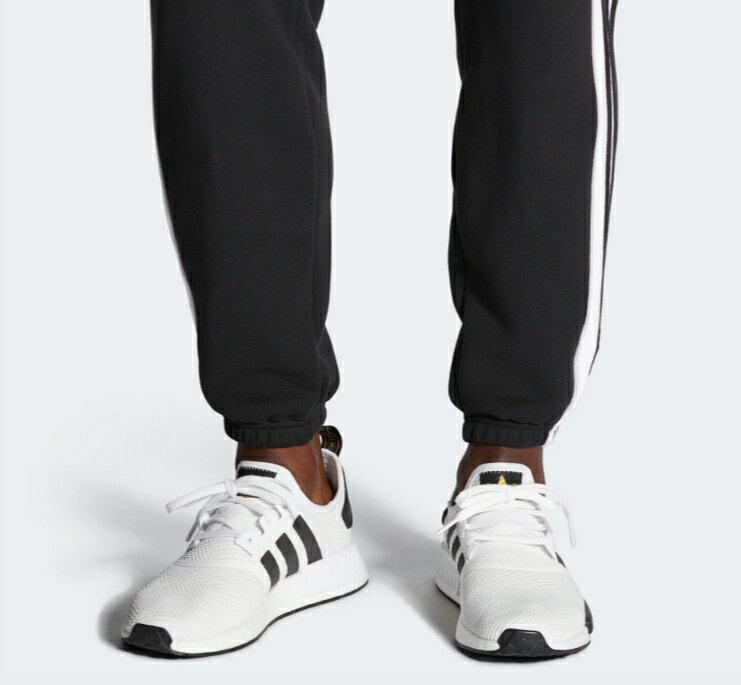 【ADIDAS】NMD R1 白黑金 BOOST 休閒 運動 慢跑鞋 男款 EG5662(palace store) 6