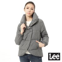 保暖推薦女羽絨外套推薦到Lee 羽絨外套(灰)就在Lee Jeans tw推薦保暖推薦女羽絨外套